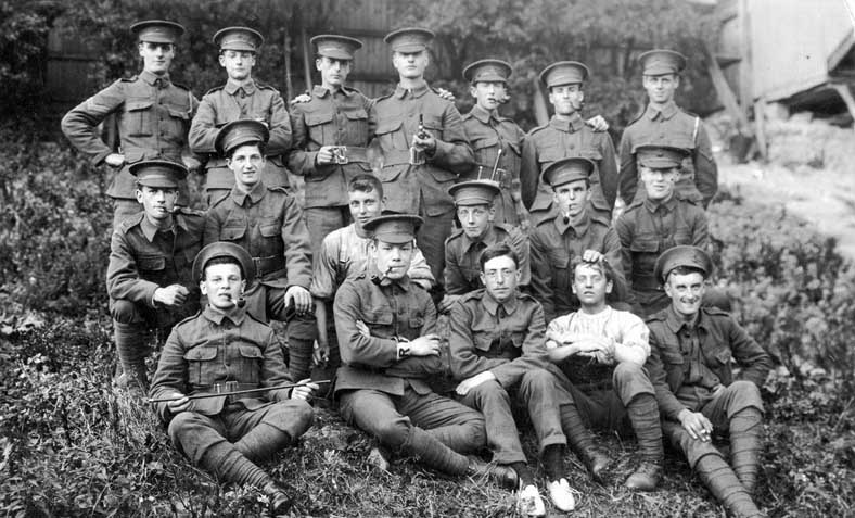 The 21st Battalion, 1st Surrey Rifles, London Regiment