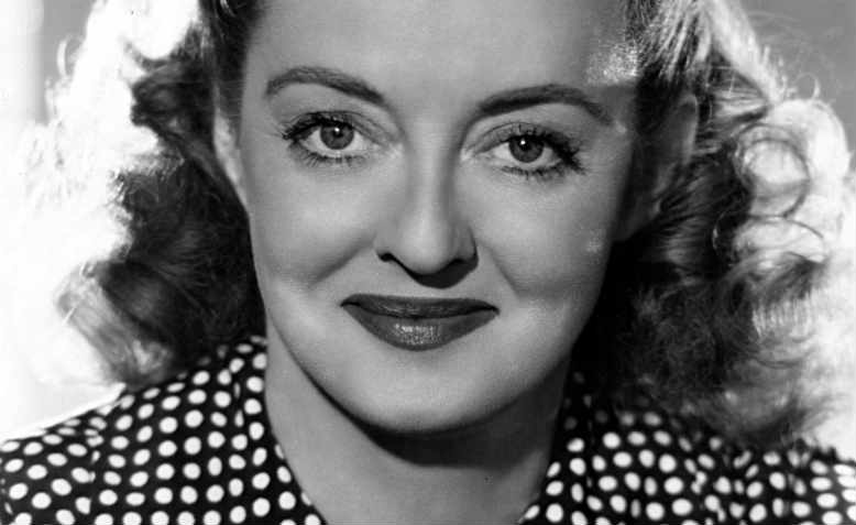 A 1940 studio portrait of Bette Davis. Photo: Wikimedia/Alexander Kahle