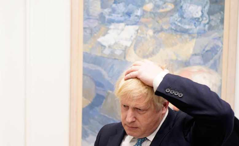 PM Boris Johnson, Westminster, July 2020. Photo: Flickr/Andrew Parsons