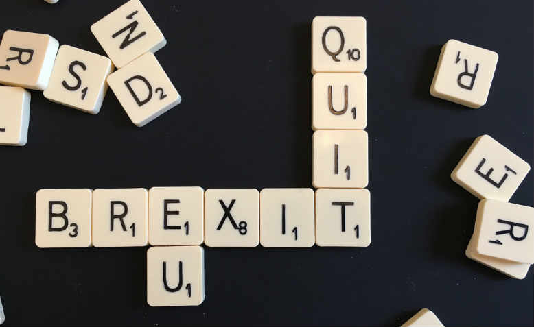 Brexit / EU / Quit Scrabble. Photo: Flickr/Jeff Djevdet