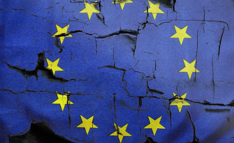 A distressed EU