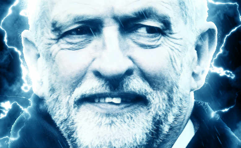 Jeremy Corbyn, Leader of the Opposition
