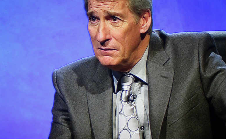 Jeremy Paxman, mainstream media hitman