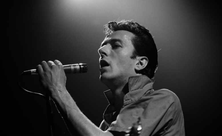 Joe Strummer live and direct at the Philadelphia Tower Theater in 1980