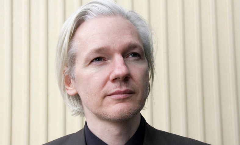 Julian Assange. Photo: Espen Moe via Flickr