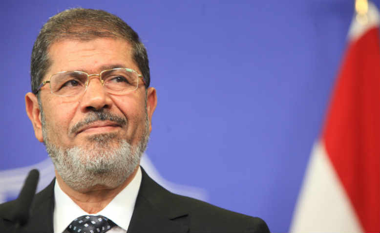 President Mohamed Morsi in 2011