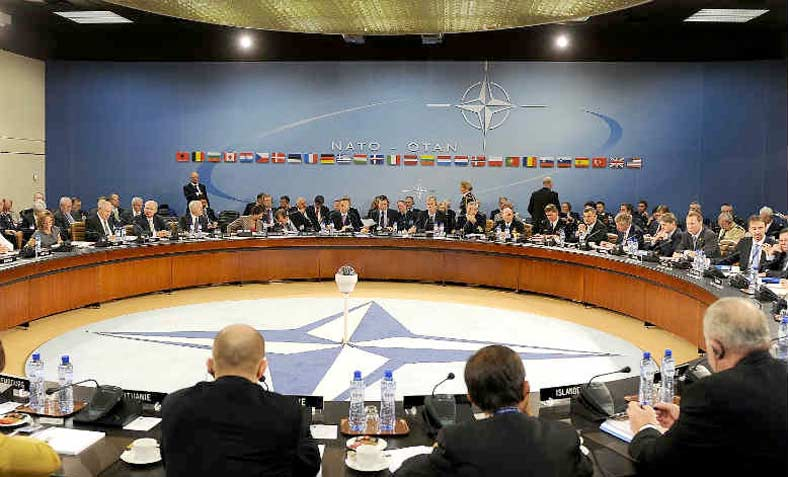 North Atlantic Council Meeting at NATO Headquarters in Brussels, 2010. Photo: Wikimedia Commons
