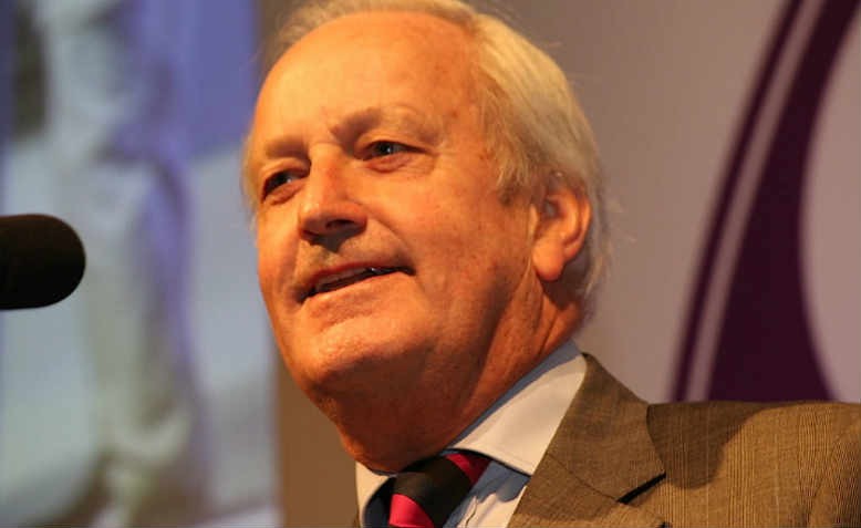 Ukip's Neil Hamilton whose vote share tripled in last week's Newport by-election
