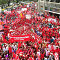 An estimated 200 million workers have taken strike action in India. Photo: Facebook/Communist Party of India (Marxist)