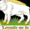 "The White Boar badge of Richard III, ""Loyaulte Me Lie"" (Loyalty Binds Me)"