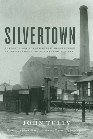 Silvertown bookcover