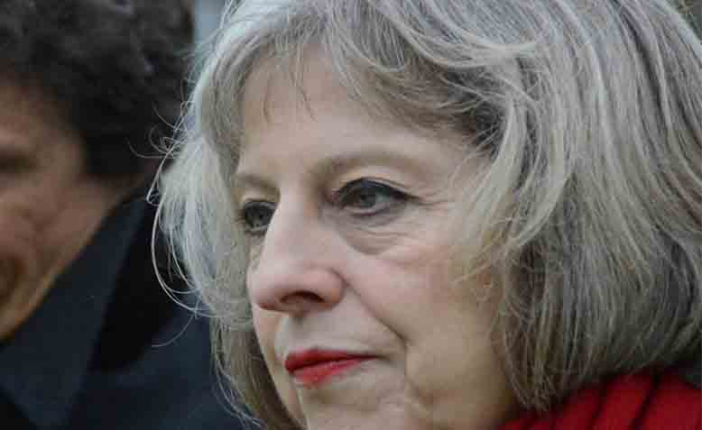 Prime Minister Theresa May. Photo: SCCN / Flickr