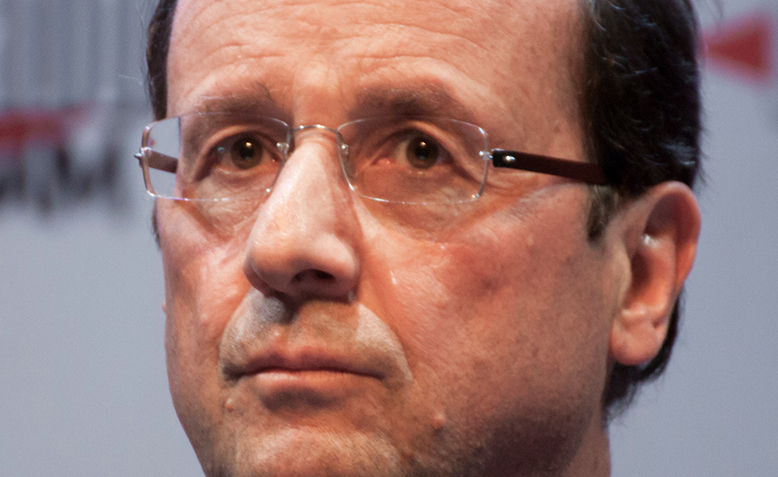 François Hollande, President of the French Republic. Photo: Wikipedia