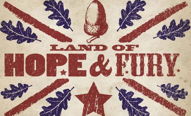 Land of Hope and Fury - CD