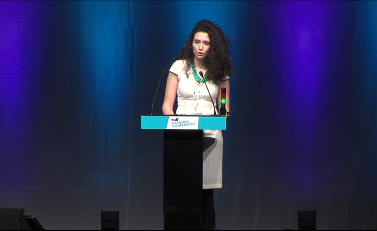 Malia Bouattia, new president of the NUS