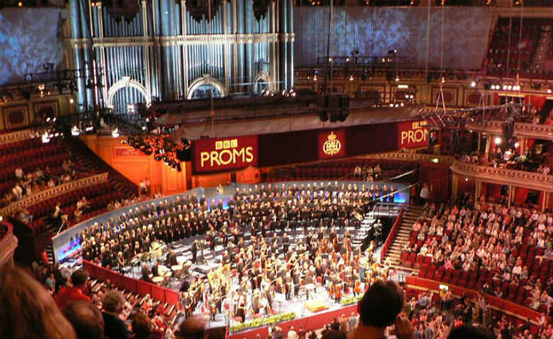 BBC Proms. Photo: Wikimedia Commons