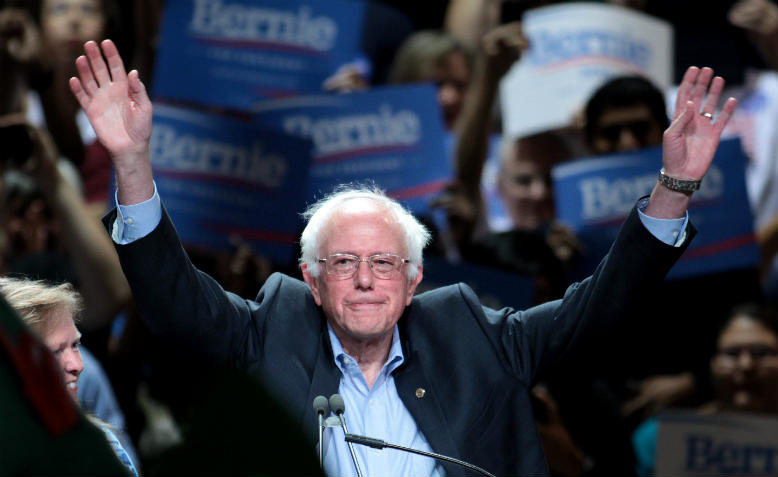 Bernie Sanders. Photo: Wikimedia Commons