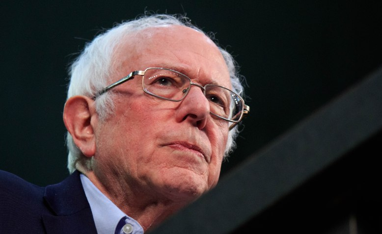 Bernie Sanders. Photo: Flickr/NSPA & ACP