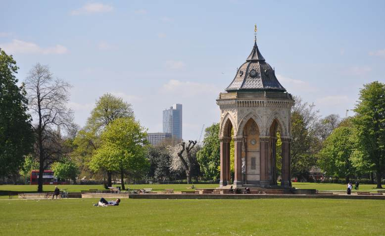 Victoria Park. Photo: Wikimedia Commons