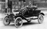 Ford's 1912 Model T car