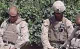 US troops urinate on Taliban corpses