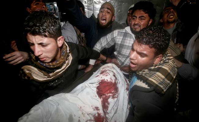 gaza civillians killed
