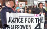 Halesowen Four march