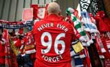 Hillsborough Liverpool shirt