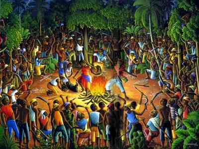 The Haitian slave revolution - the most radical expression of the world revolution unleashed by events in France in 1789