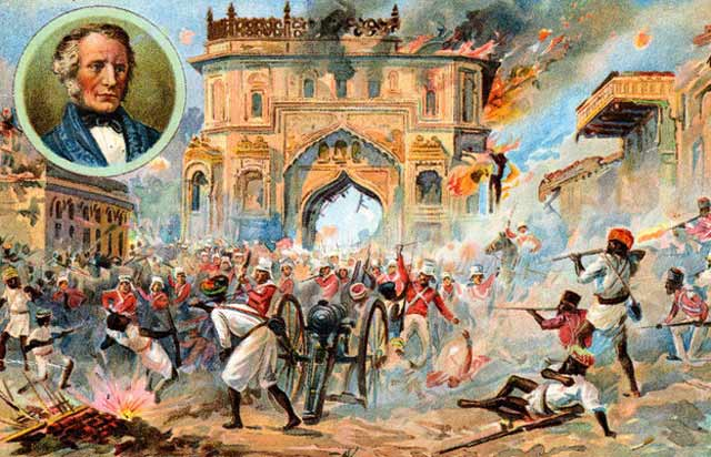 The Indian Mutiny image