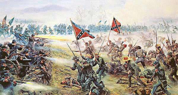 an analysis of the battles of the civil war