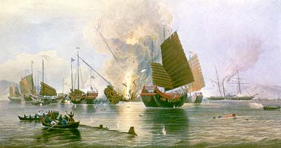 The First Opium War, 1839-1842