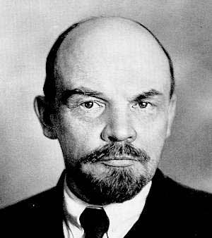 Lenin, author of Imperialism - the highest stage of capitalism (1916)