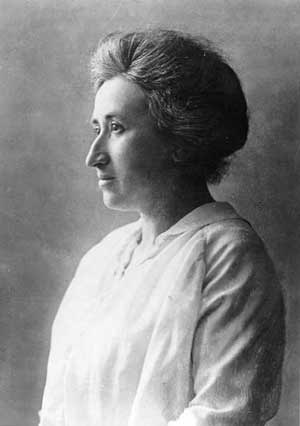 Rosa Luxemburg - 'Red Rosa'