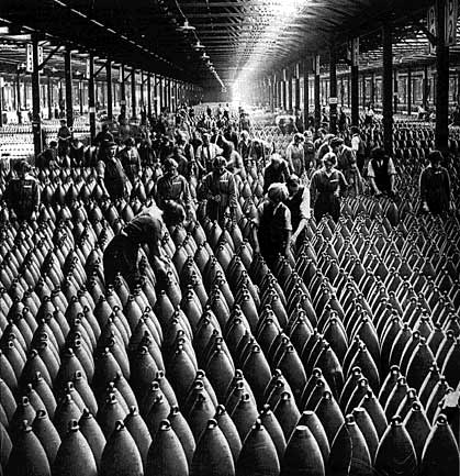 Mass Produced Shells