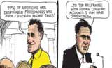 Romney cartoon