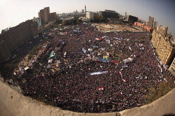 Tahrir one year on