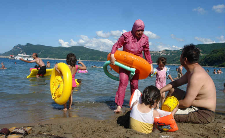 burkini turkey