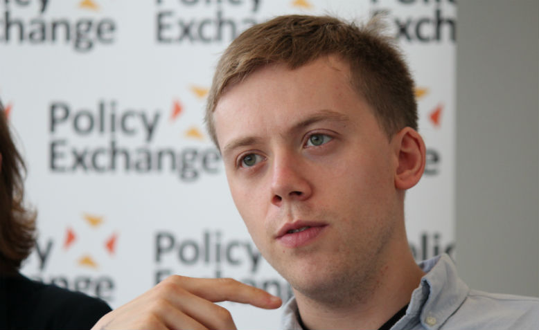 Journalist Owen Jones. Photo: Wikipedia