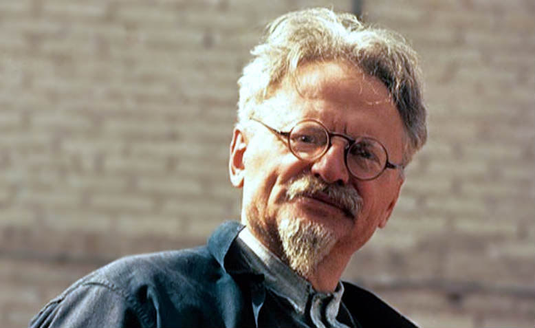 Trotsky in Mexico, 1940. Photo: Wikipedia
