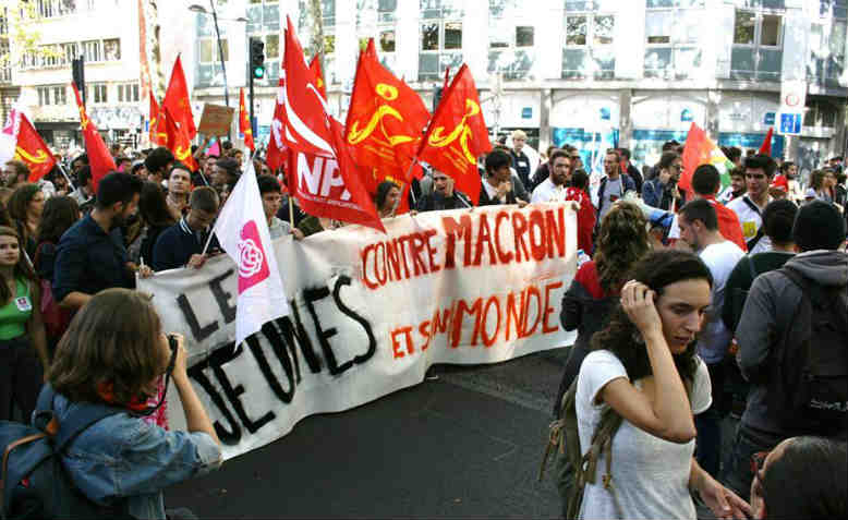 demo toulouse