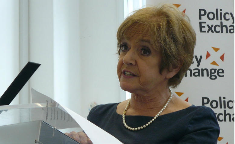 Margaret Hodge. Photo: Wikimedia Commons