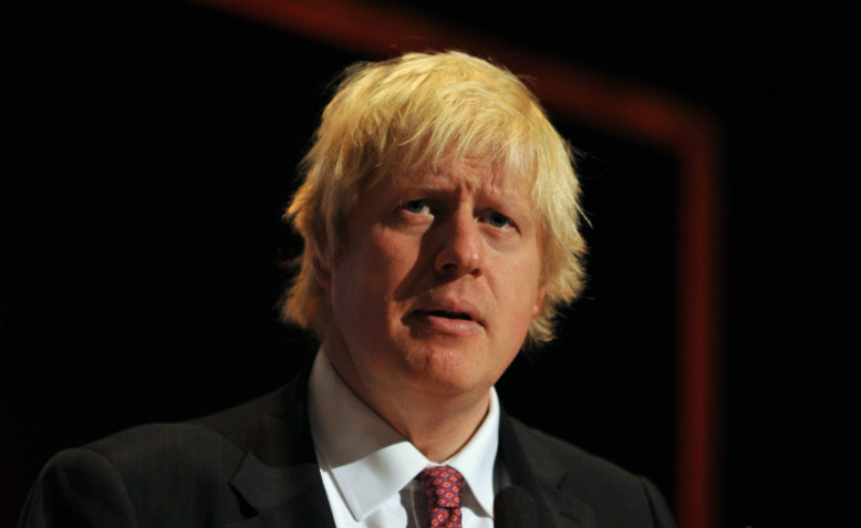 Boris Johnson. Photo: Flickr/Andrew Parsons