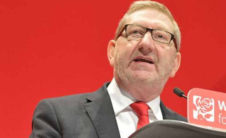Len McCluskey, 2016 Labour Party Conference. Photo: Rwendland/cropped from orignial/licensed under CC4.0, linked at the bottom of the article