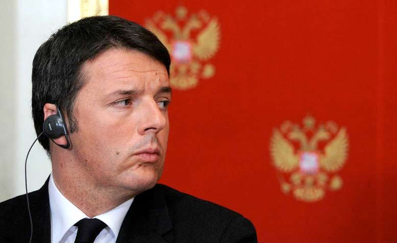 Matteo Renzi. Photo: Wikimedia Commons