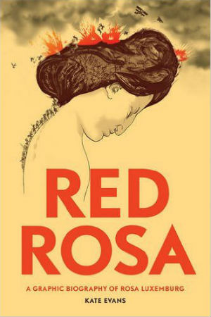 Cover of Red Rosa