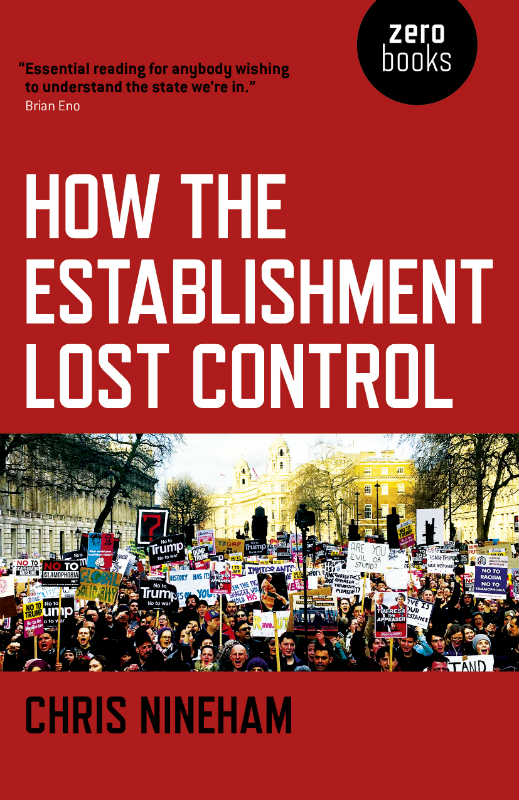 How the Establishment Lost Control cover.jpg