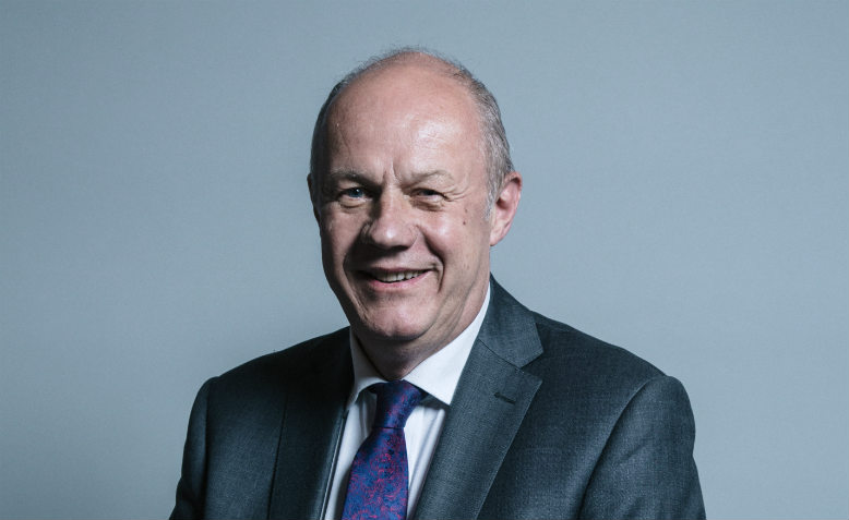 Damian Green. Photo: Wikimedia Commons