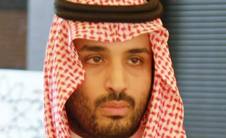 Mohammed Bin Salman, Crown Prince of Saudi Arabia, First Deputy Prime Minister. Photo: Wikimedia
