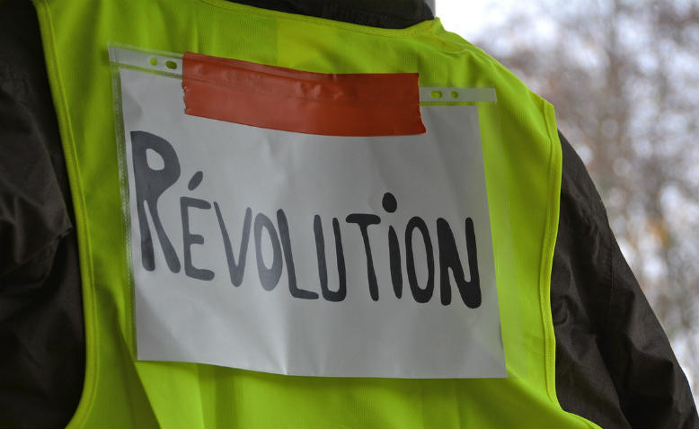 Yellow Vests protests in France. Photo: Pixabay